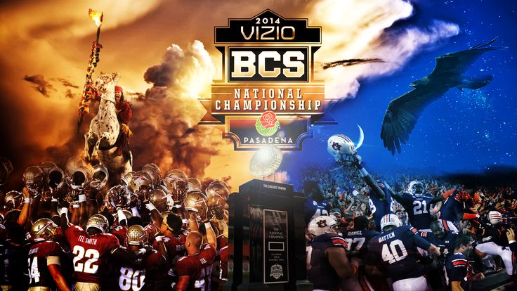 Wallpaper for the 2014 BCS National Championship Game #1 ...