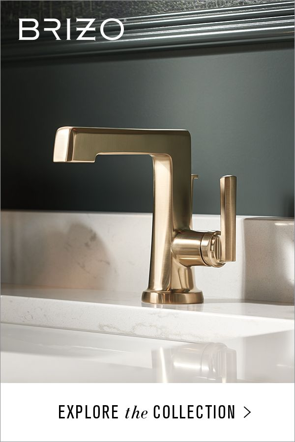 The Refined Opulence Of The Levoir Faucet Makes An Elegant