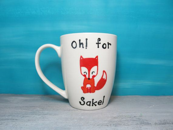 Pilla esta para ese amigo que es listo como un zorro. | 23 tazas perfectas para los adictos a la cafeína que tengas en tu vida