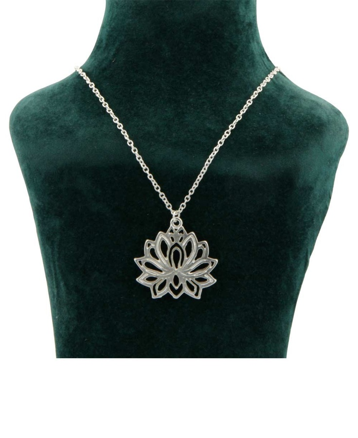16 best 10 20 necklacespendants images on pinterest drop spiritual jewelry buddhist jewelry lotus necklace 1199 audiocablefo light catalogue