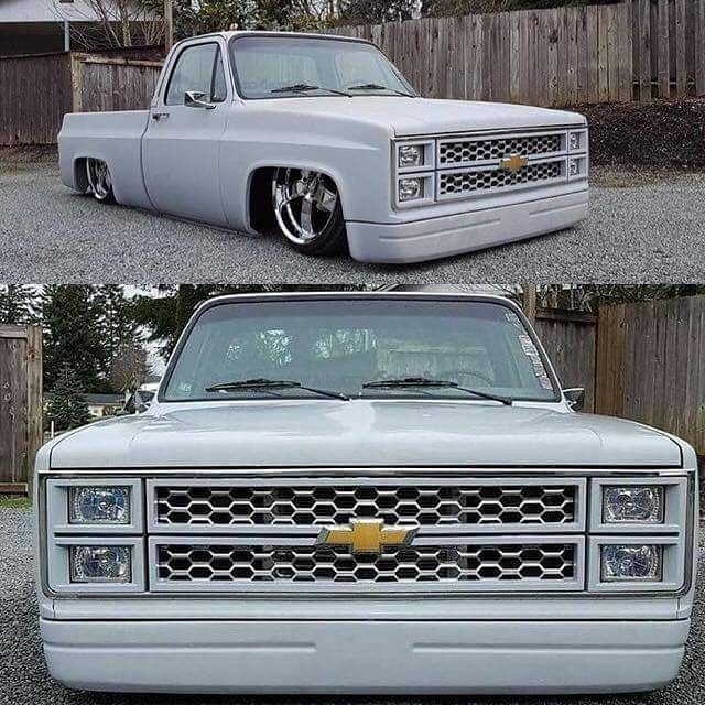 Pin By Jim Cruz On Full-Size Chevy-Gmc Lowered Truck's