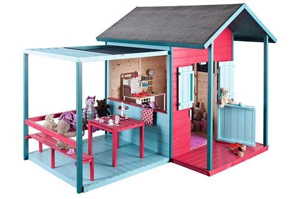 M s de 25 ideas incre bles sobre casitas para ni as en for Casitas de madera para ninos
