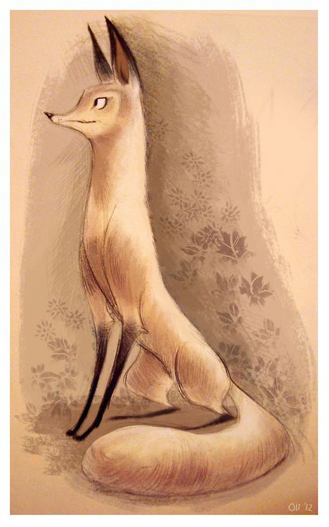 Renard. || CHARACTER DESIGN REFERENCES | Find more at https://www.facebook.com/CharacterDesignReferences if you're looking for: #line #art #character #design #model #sheet #illustration #best #concept #animation #drawing #archive #library #reference #anatomy #traditional #draw #development #artist #how #to #tutorial #conceptart #modelsheet #animal #animals #dog #wolf #fox #dogs