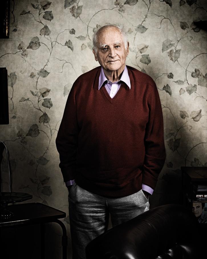 Michel Serres, philosophe et historien des sciences. © Jérôme Bonnet