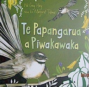 Te Papangarua a Piwakawaka (Fantail's Quilt Te Reo Maori Edition)