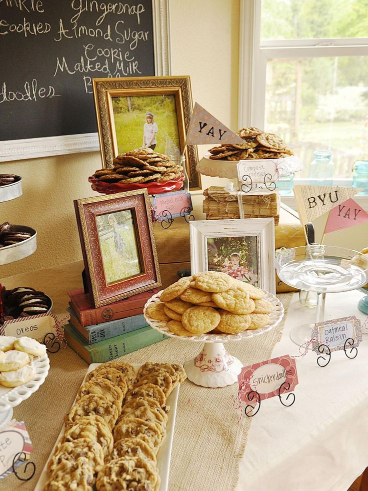 Best 25+ Vintage Graduation Party Ideas On Pinterest