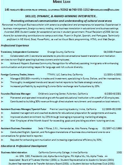 49 best Resume Writing Service images on Pinterest Resume - visual basic programmer sample resume