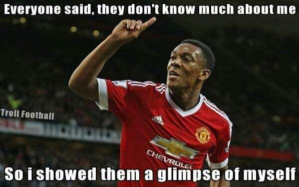 Antony Martial MUFC
