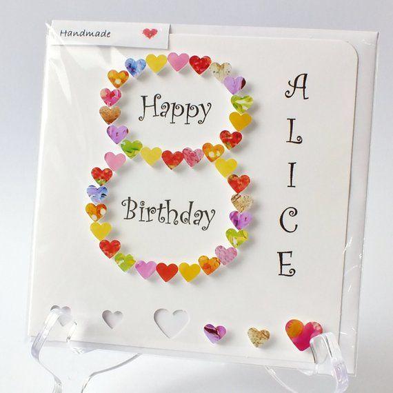 Geburtstagskarte mit cdgeburtstag