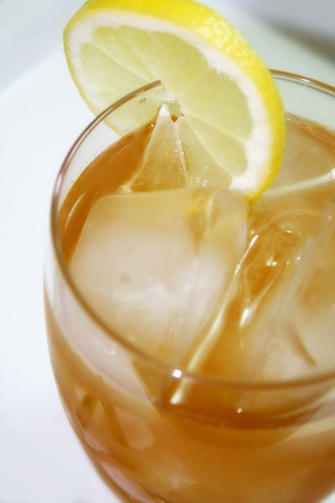 Sleepy Arnold Palmers (Lemonade and Valerian Iced Tea) � Spice or Die