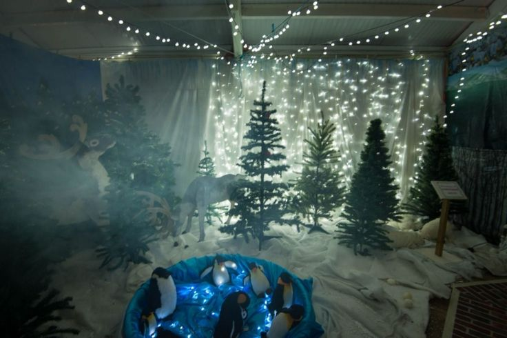 3rd Molesey Scout Group's Santa's Grotto and Winter Wonderland 2016