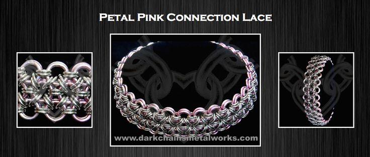 Petal Pink Connection Lace