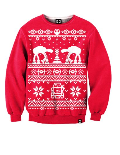 May need to have an ugly sweater Christmas party just so Lisa Jackson can wear this!!