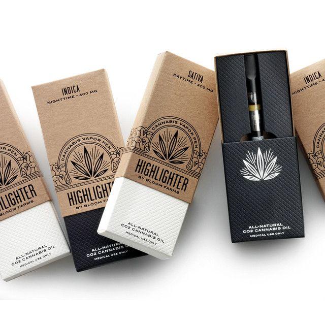 Bloom Farms All Natural Cannabis Vape Pen – Harvest Bloom