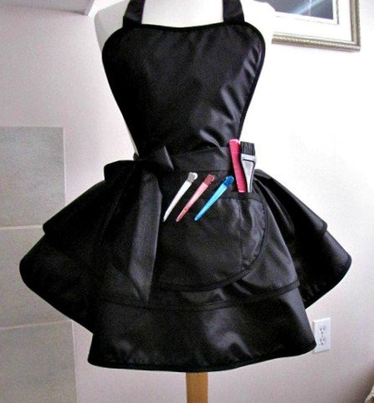 Apron hd104 waterproof apron salon products proof etsy