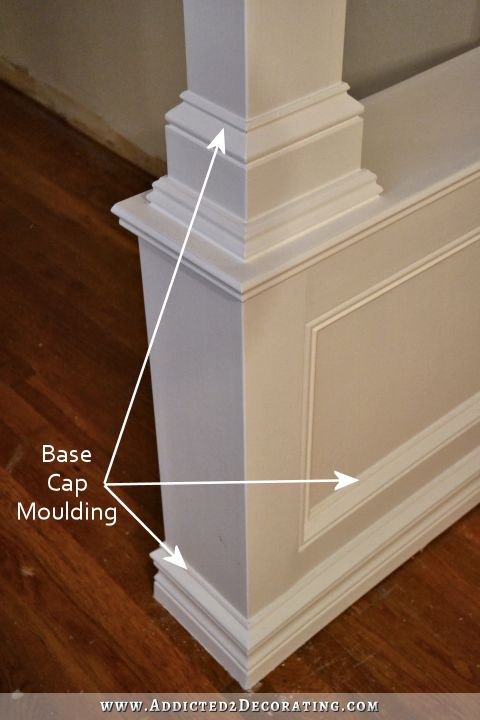 My Favorite Decorative Mouldings & Trims (And How I Use Them) - Addicted 2 Decorating®