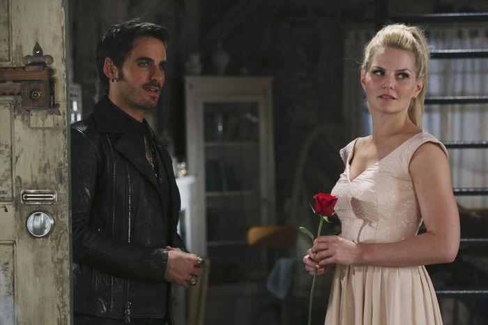 COLIN O'DONOGHUE, JENNIFER MORRISON - ONCE UPON A TIME Season 4 Episode 4 Photos The Apprentice