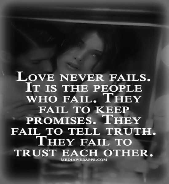 Love Finding Quotes About Never: Best 25+ Love Never Fails Ideas On Pinterest