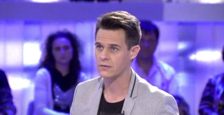 Christian Gálvez se disculpa en directo con la hija de un concursante de 'Pasapalabra'