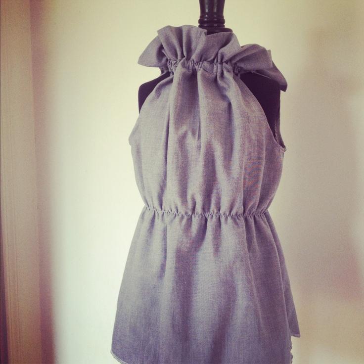 """ Dili "" Dress ( for Girls Sizes 2-6 )"