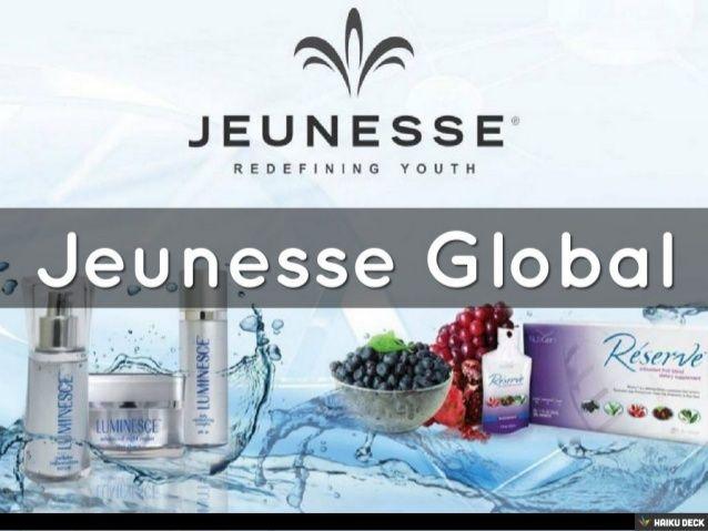 Seja um distribuidor Jeunesse Global no Brasil. Faça o seu cadastro por apenas U$ 1,00 . Informações no site http://blueteam.jeunesseglobal.com