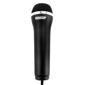 The Official Logitech High Quality USB microphone will work with any system with USB ports (Xbox 360, Nintendo Wii, PlayStation 3, etc). It is compatible with any game requiring a USB microphone (like Rock Band 1 & 2, Singstar, Karaoke Revolution, Boogie, etc)! You can even use it with PC games!