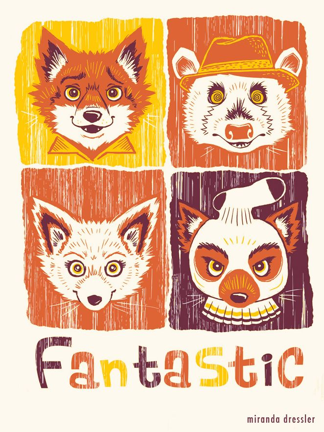 fantastic mr fox wallpaper - Buscar con Google