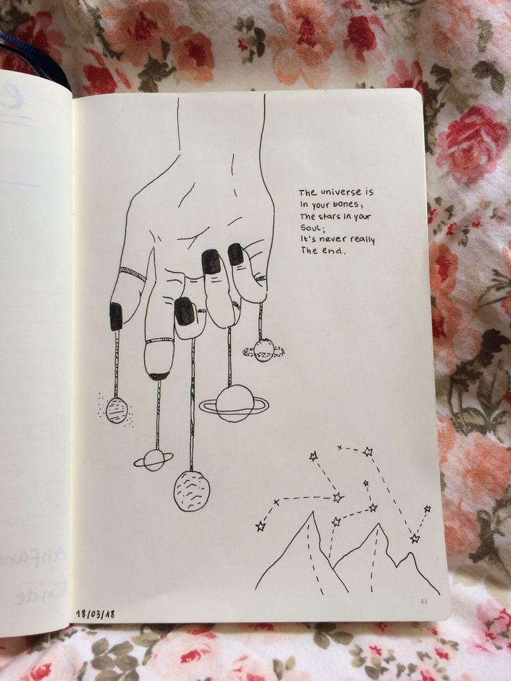 Bullet Journal Ideas: Books, Journals & Novels Oh My! ♡