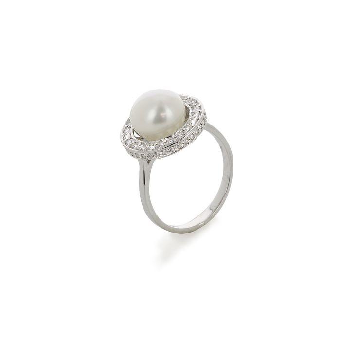 » Кольцо «Белая Королева»