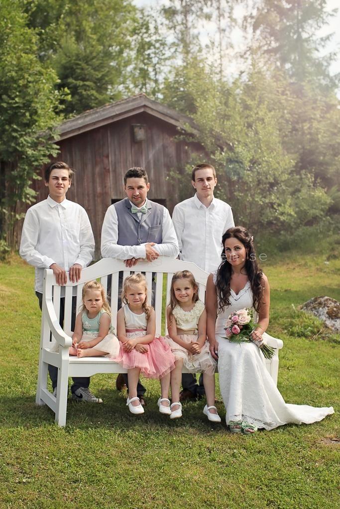 Min FINA familj!!! Foto Stine Branderud