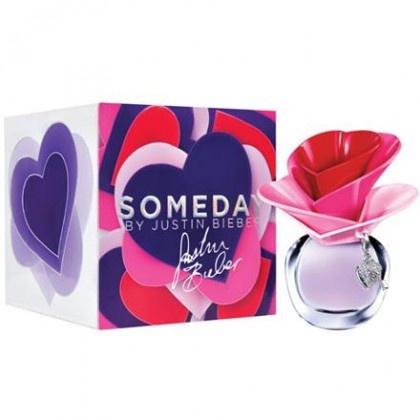 Someday Perfume by Justin Bieber (W) 3.4 OZ EDP