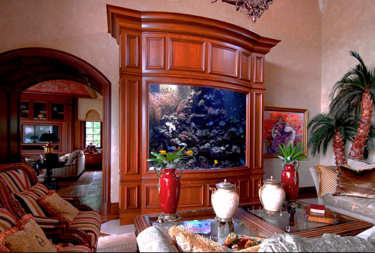 Now That S A Living Room Tank By Reef Aquaria Design Rad