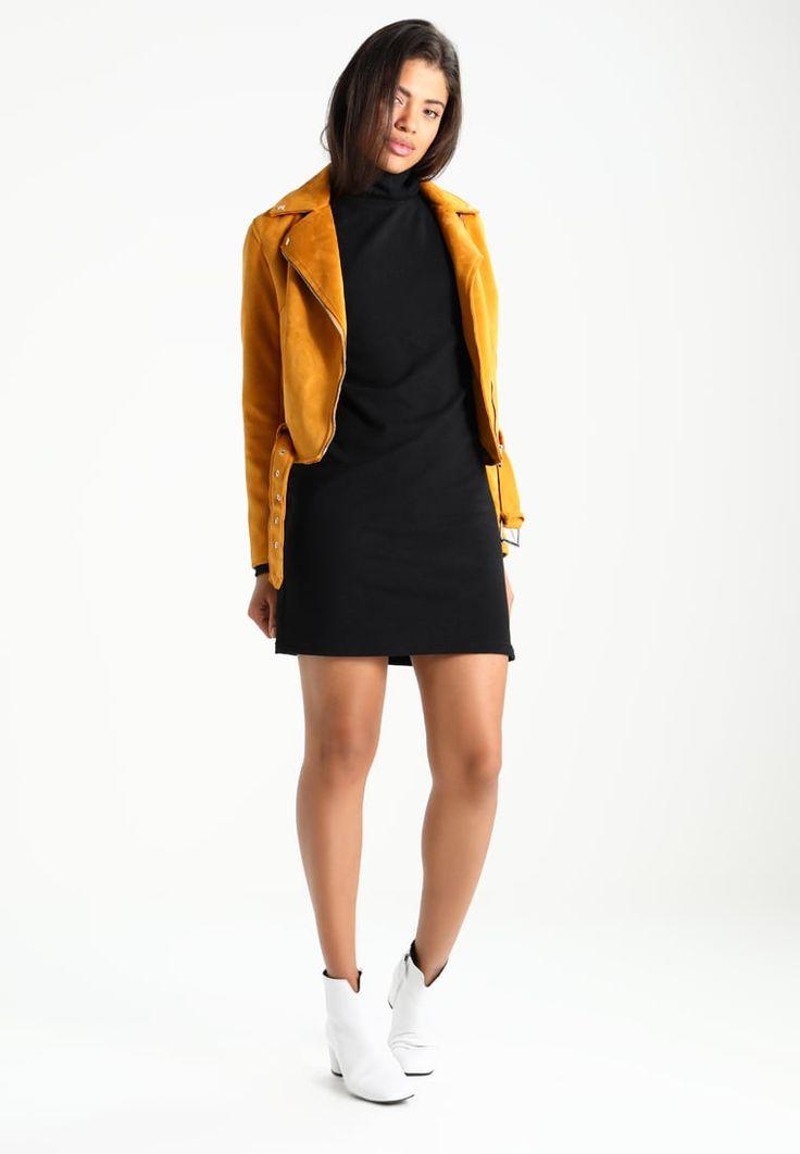 ¡Consigue este tipo de vestido de punto de Noisy May ahora! Haz clic para ver los detalles. Envíos gratis a toda España. Noisy May NMCITY BAT SHORT  Vestido de punto black: Noisy May NMCITY BAT SHORT  Vestido de punto black Ropa   | Material exterior: 95% viscosa, 5% elastano | Ropa ¡Haz tu pedido   y disfruta de gastos de enví-o gratuitos! (vestido de punto, lana, wool, knit, knitted, woven, woolen, knitted dress, strickkleid, vestido tejido, robe au tricot, vestito lavorato, punto)