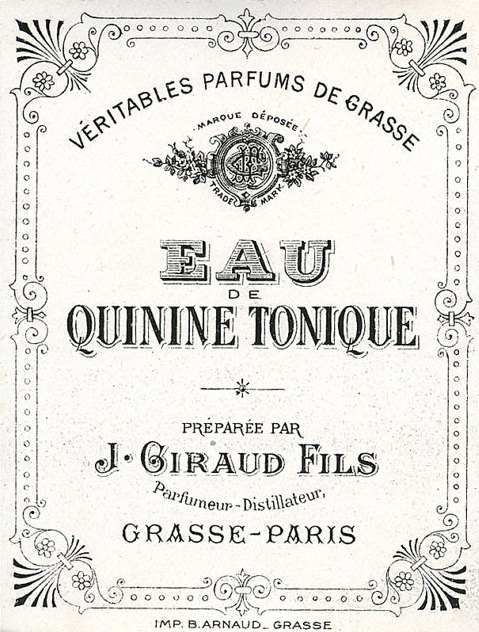 Great vintage French perfume typography for transfer.  Try Artisan Enhancements Transfer Gel!