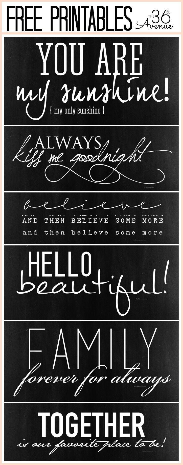 Best 25 free printable stencils ideas on pinterest free for Quote stencils for crafts
