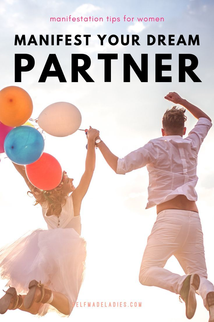 How to manifest love and the partner of your dreams law