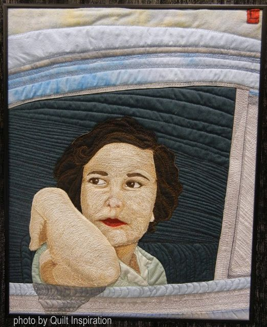 """One Last Look 1952, 20 x 16"""", by Lora Rocke"""