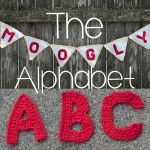 Free Patterns: THE MOOGLY ALPHABET — From: http://www.mooglyblog.com/the-moogly-crochet-alphabet/