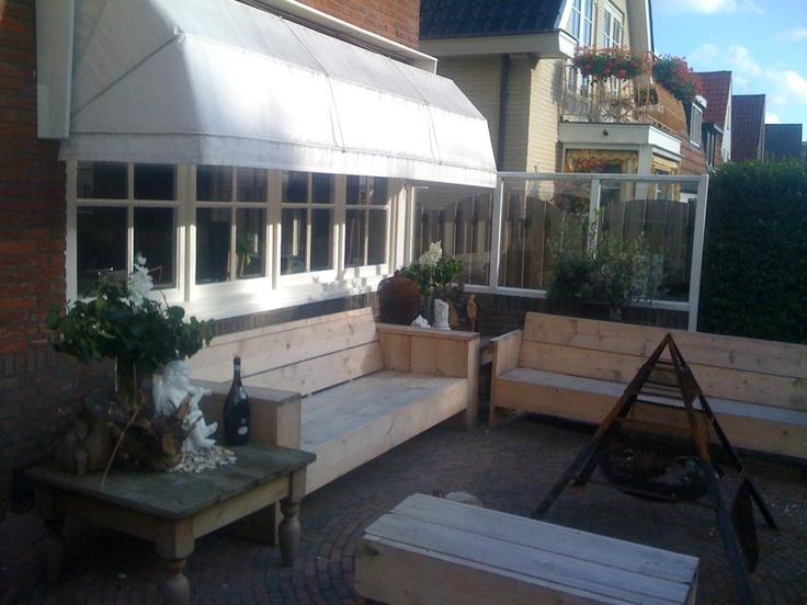 Favoriete plekje met kampvuurtje!  Texel De Koog Bij het Strand Bed and Breakfast, leuk overnachten