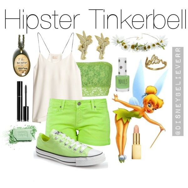 Hipster Tinkerbell