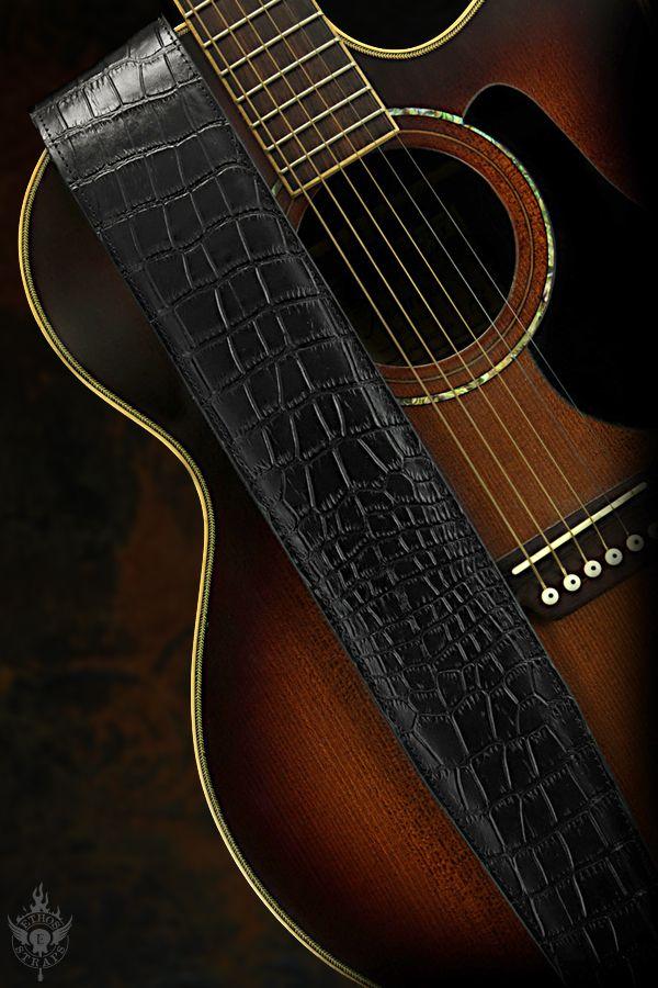 Morti Malice The Black Dragon Guitar Strap Guitar Strap Guitar Black Dragon