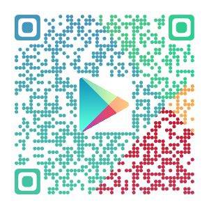 Scan the QR code to see our shiny new app! The web link