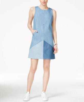 denim shift dresses 10 best outfits