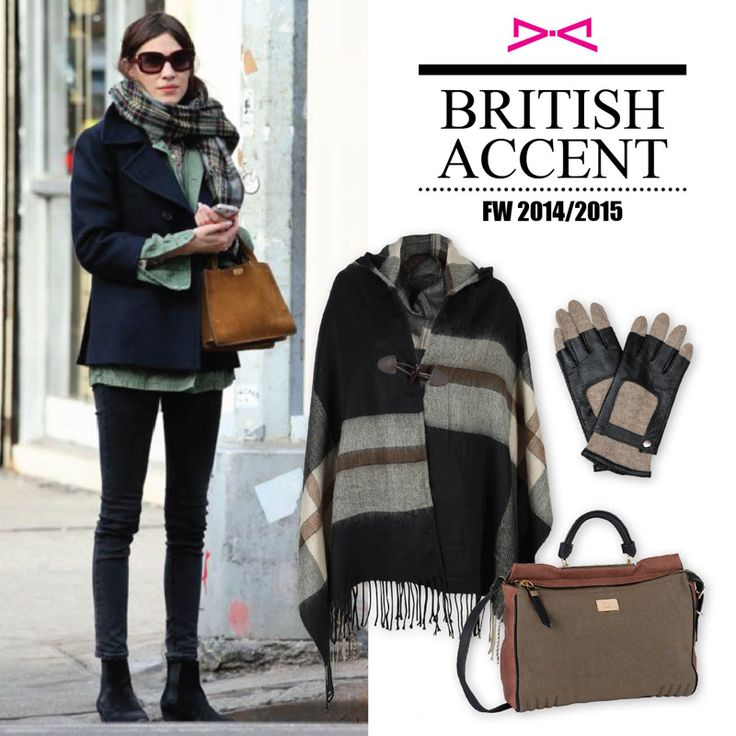 Do you own the British Accent? You sure own the British style! Find out more at: www.achilleasaccessories.gr