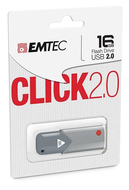 Cardboard Click 2.0 grey #EMTEC #FlashDrive #Click
