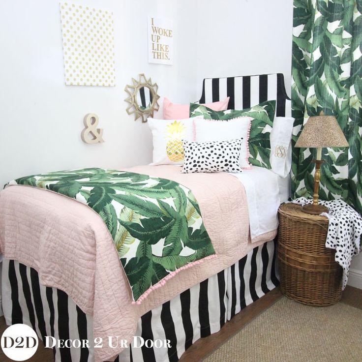Best 25+ Dorm bedding sets ideas on Pinterest   Dorm room ...