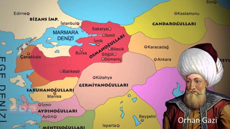 Osmanlı Devleti'nin Gelişimini Etkileyen Faktörler (Orhan Bey Dönemi)