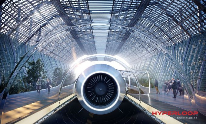 Hyperloop Transportation Technologies to open up facility in Toulouse France #Startups #Tech