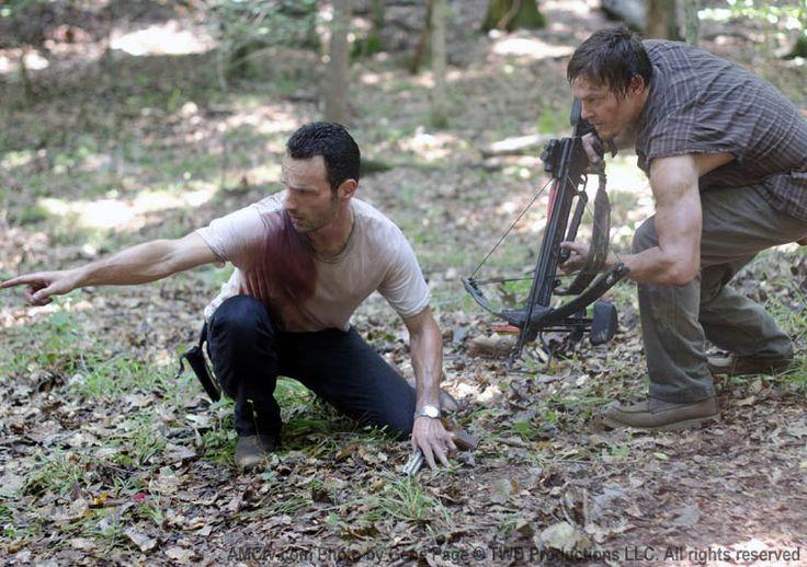 Rick From the Walking Dead | Rick y Daryl - The Walking Dead Wiki