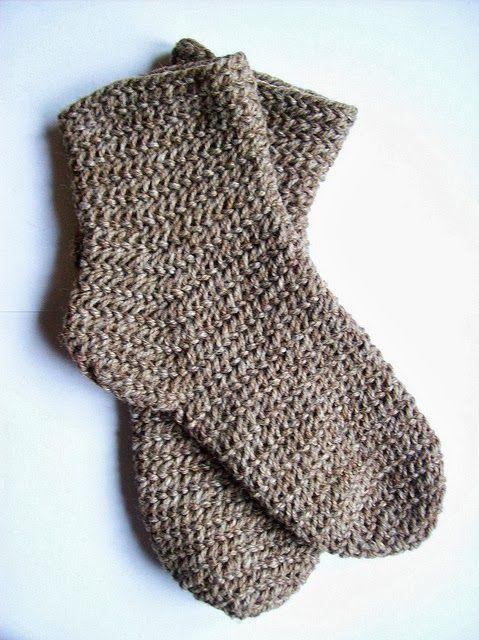 Nadelbinden : Socken